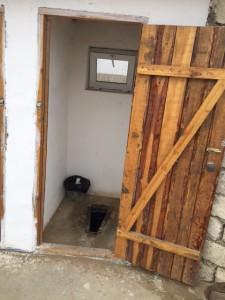 Kazakh toilet photo