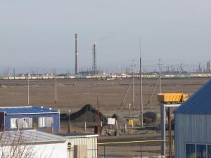 Tengiz, Kazakhstan
